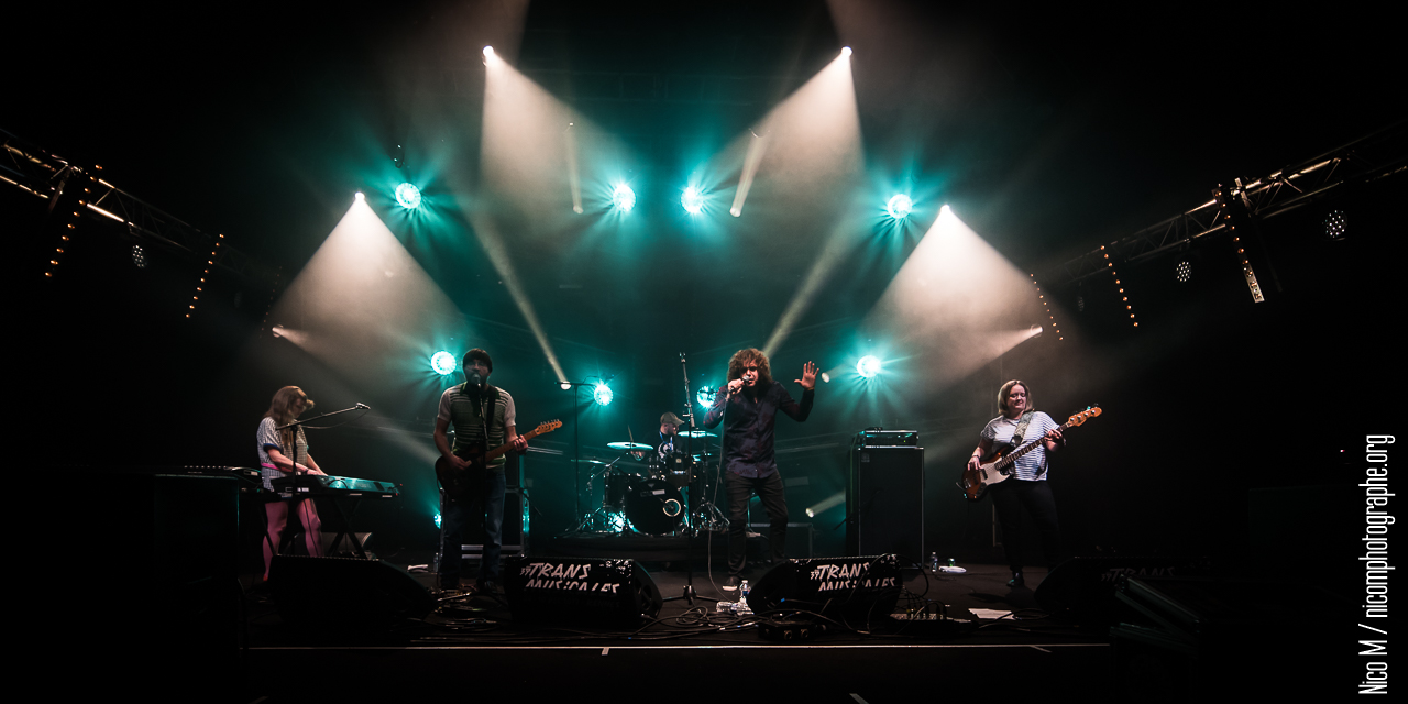The Daniel Wakeford Experience, Trans Musicales des Rennes 2017